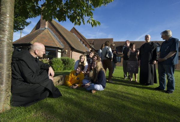 Worth Abbey – An English Benedictine monastery in Crawley